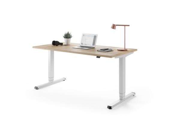 Elektrisch höhenverstellbarer Tisch Easy 1600 x 800